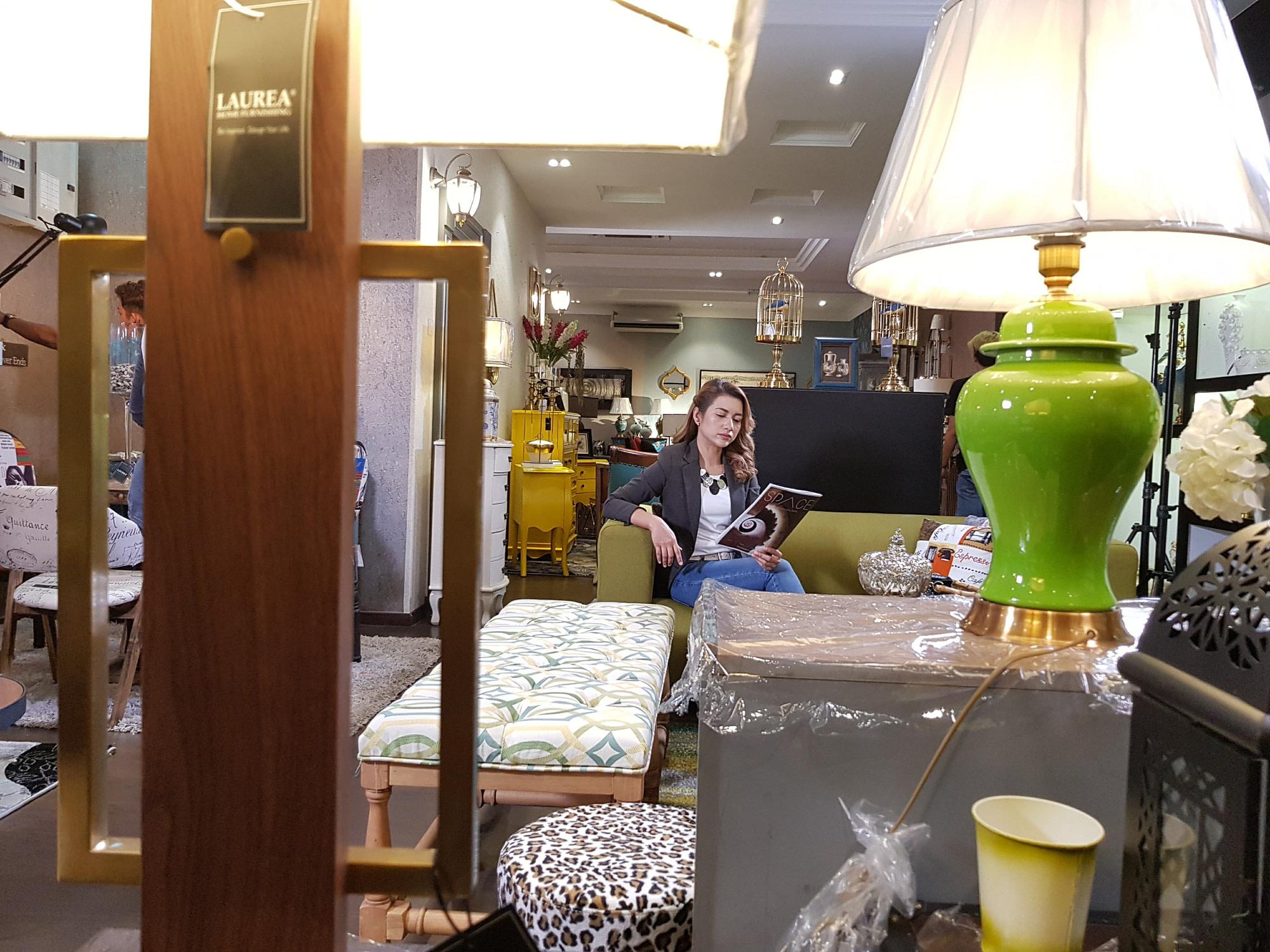 Laurea Interior Design & Home Furnishing Showroom | Laurea 2